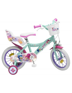 Bicicletta Shimmer and Shine
