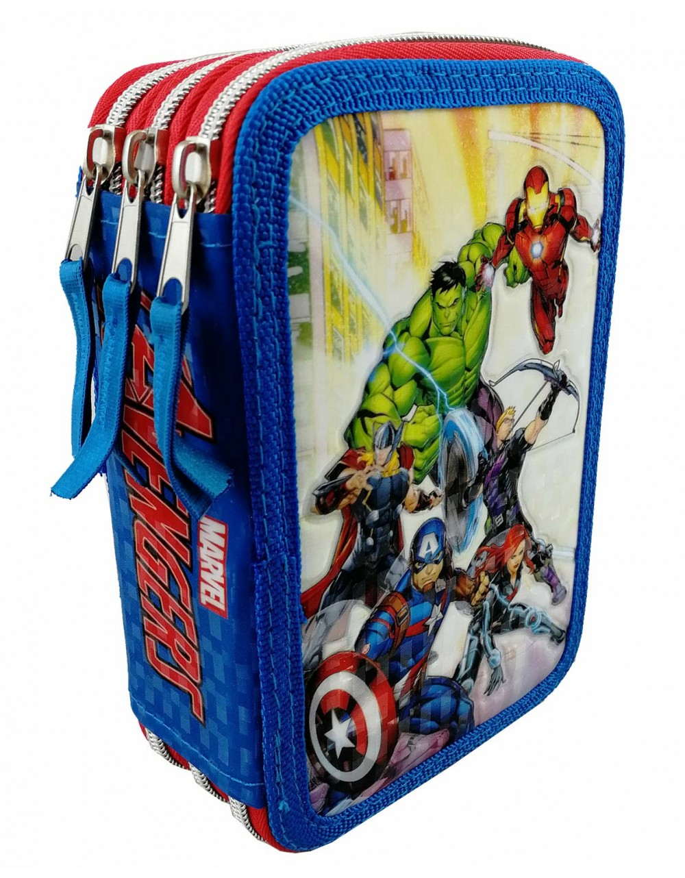 Astuccio Scuola Avengers