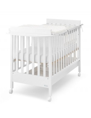 Lettino Homi Baby Space Azzurra Design