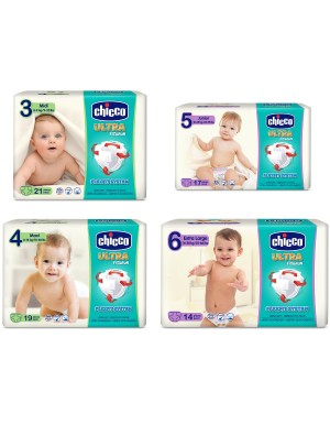 Pañales Fit&Fun Chicco