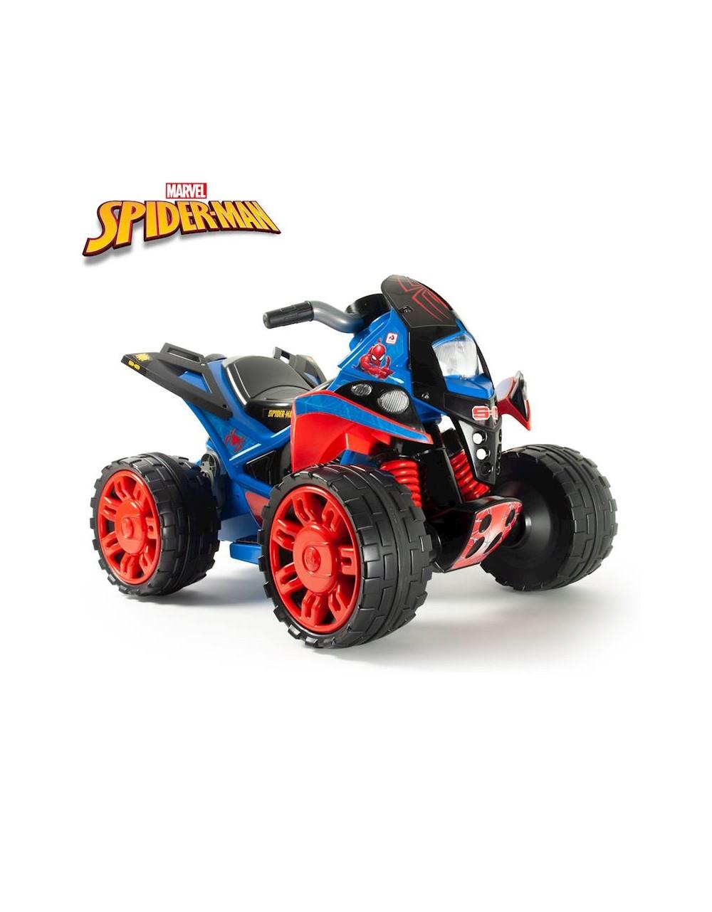 Quad elettrico spiderman - Quad spiderman ...