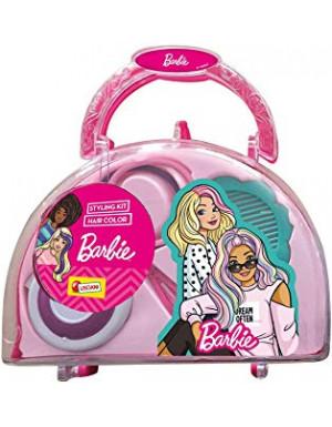 Barbie Hair Colour Beauty Kit lisciani
