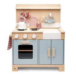 Cocina completa de madera