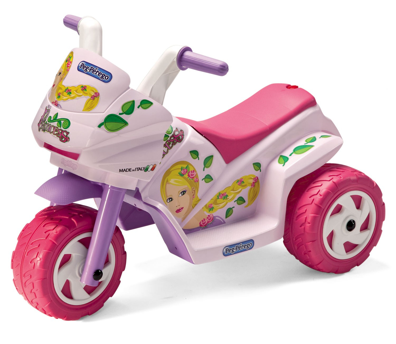 Moto Elettrica Mini Princess Peg Perego