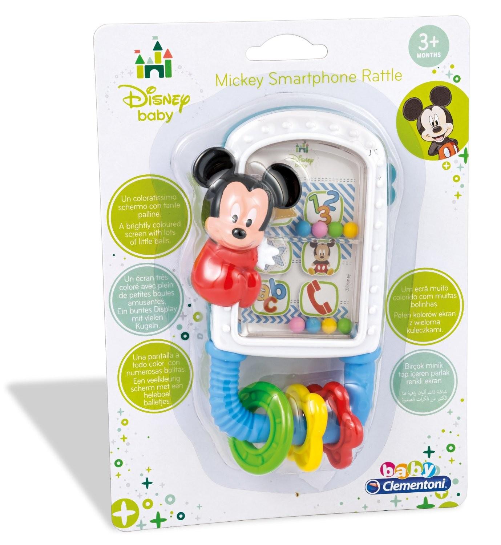 Clementoni Disney Rassel Mickey