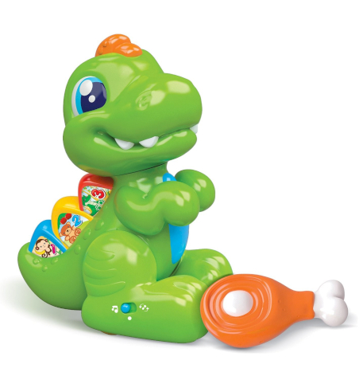 Dentino Clementoni Dinosauro Birichino