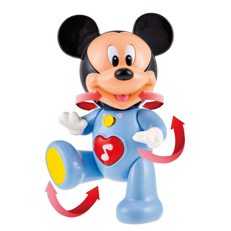 Baby Mickey Muovi e Impara
