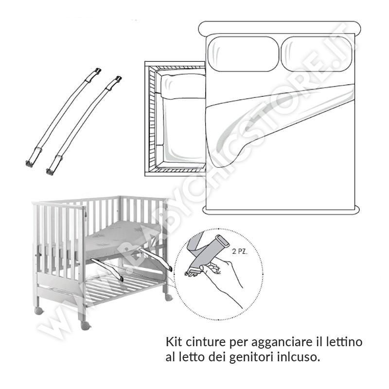 Lettino Contact Azzurra Design