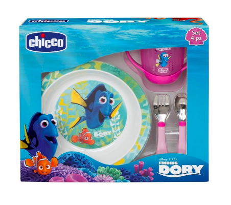 Set Pappa Chicco Finding Dory
