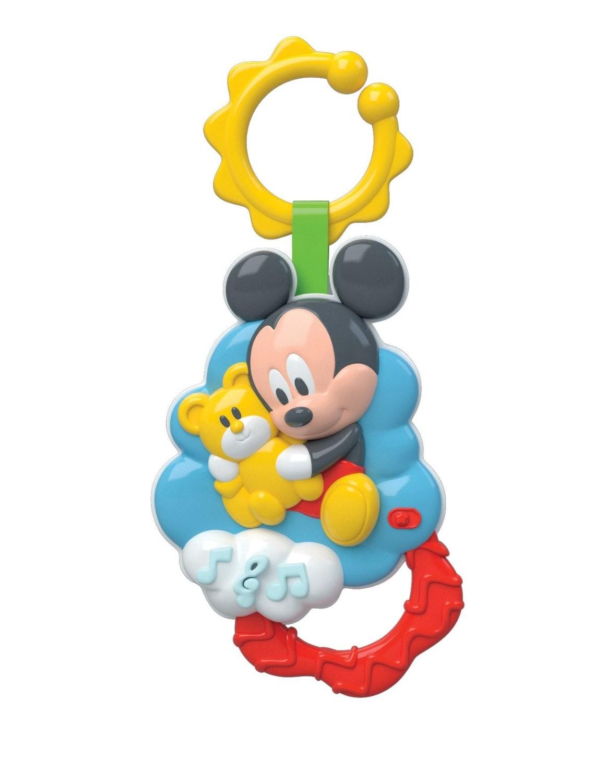 elektronische Rassel Mickey-Wolke
