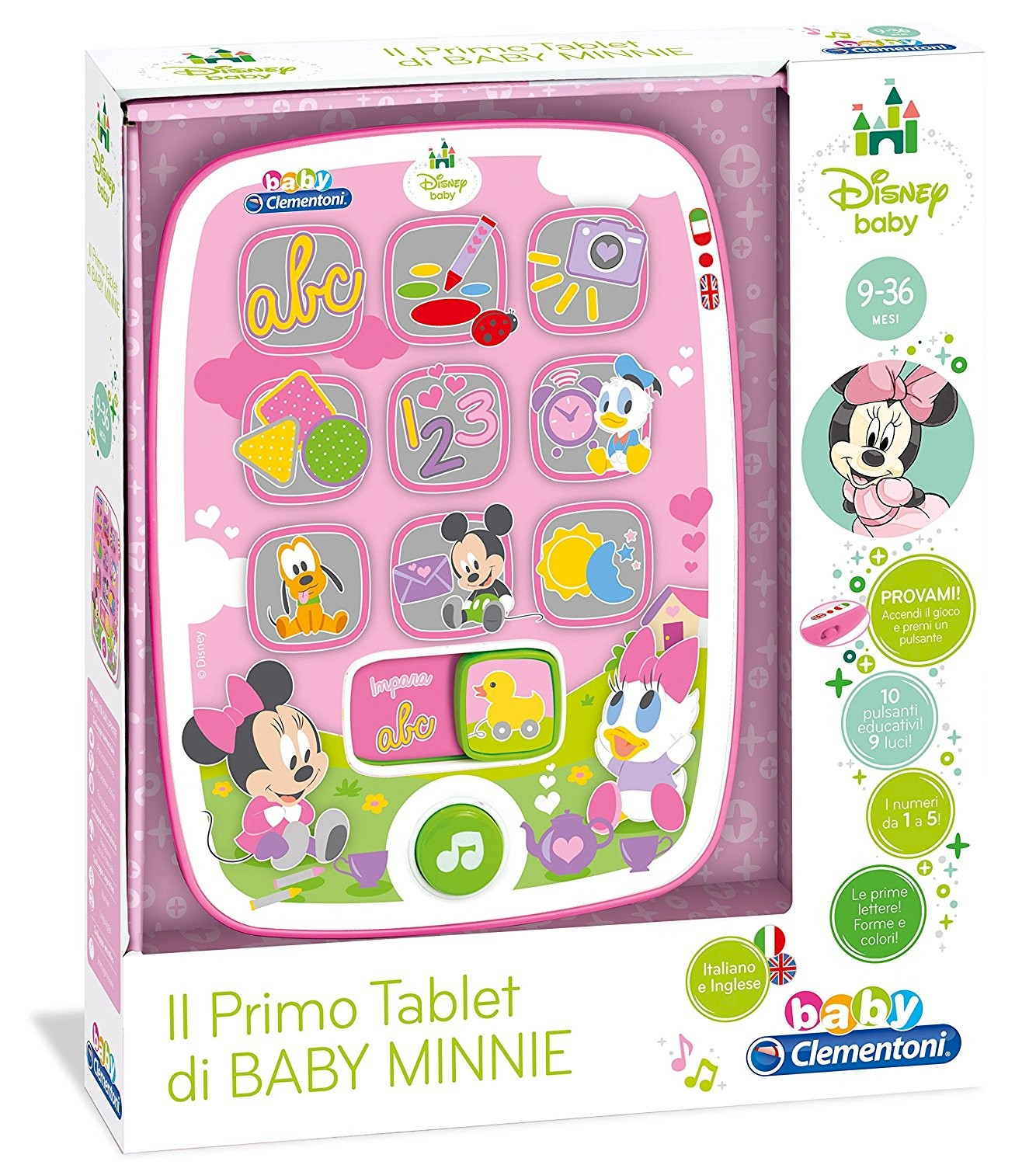 Il primo Tablet di Minnie