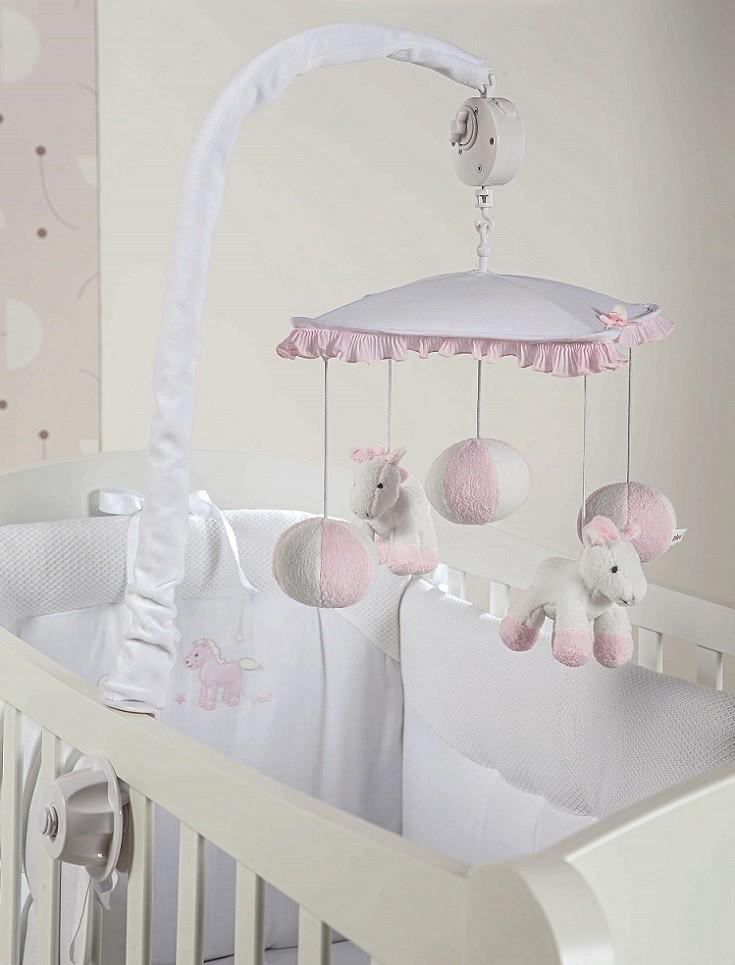 Giostrina Mami Picci Rosa Milky