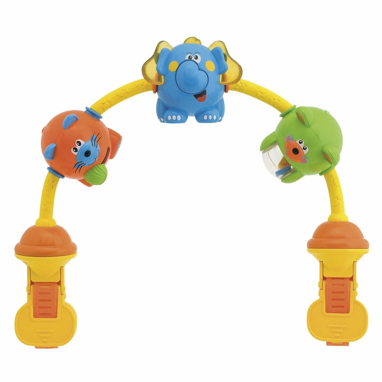 Chicco Arche de Jeux Poussette Animaux