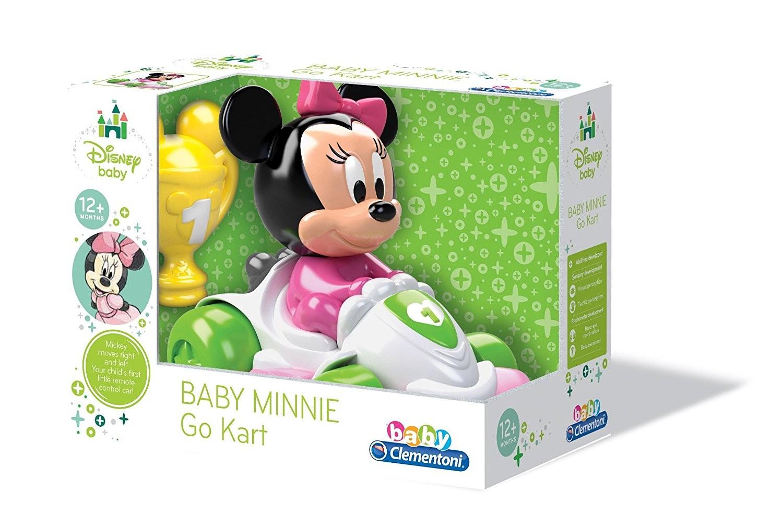 Go Kart Baby Minnie Clementoni