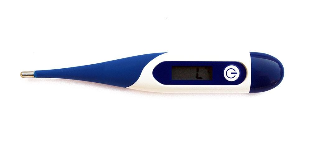 Biegsamer Digitaler Thermometer