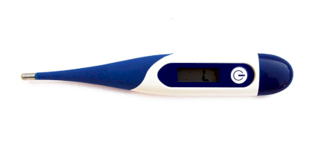 Biegsamer Digitaler Thermometer