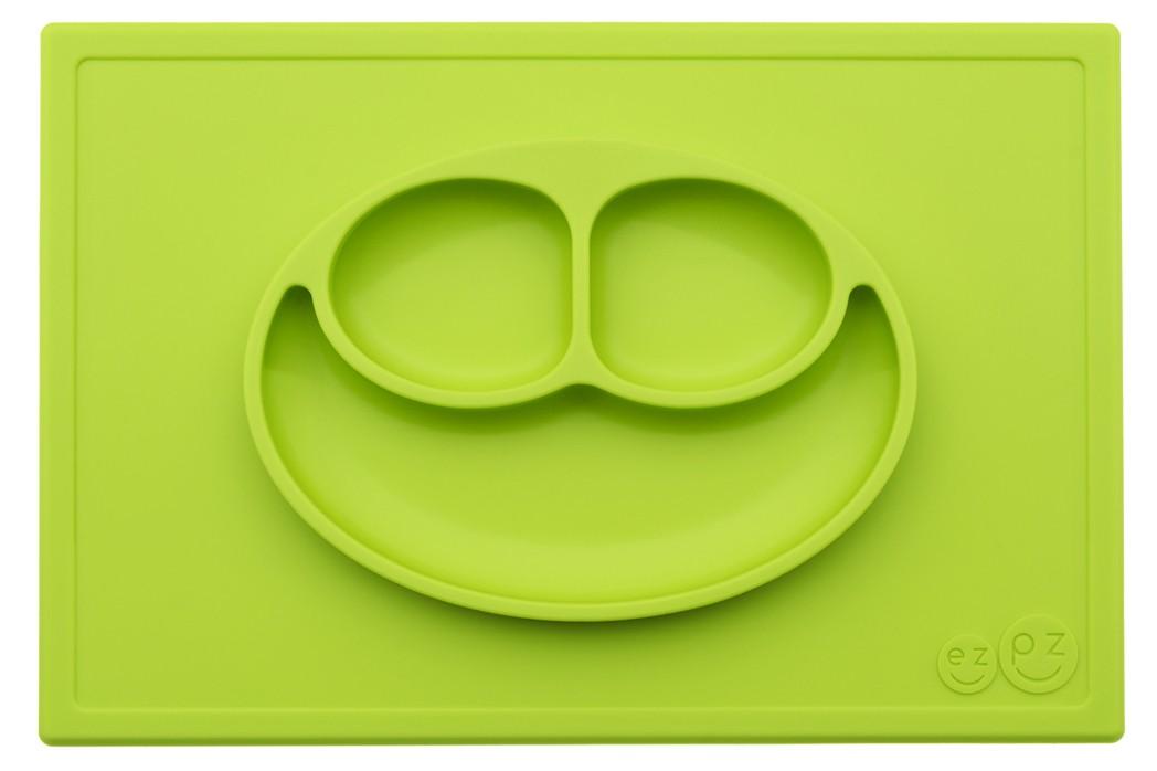 Mantel y Plato de silicona Happy Mat