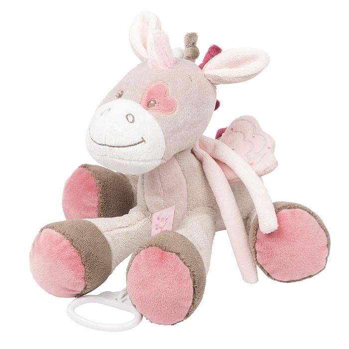 Carillon Nattou Jade l'unicorno