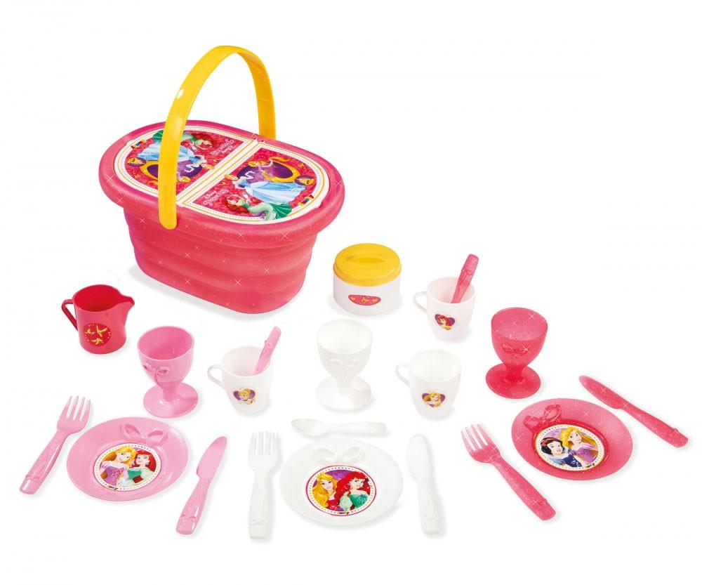 Prinzessinnen Picknick-Korb