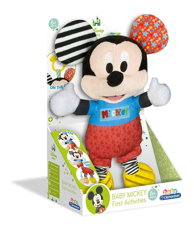 Baby Mickey Prime Atiività Clementoni