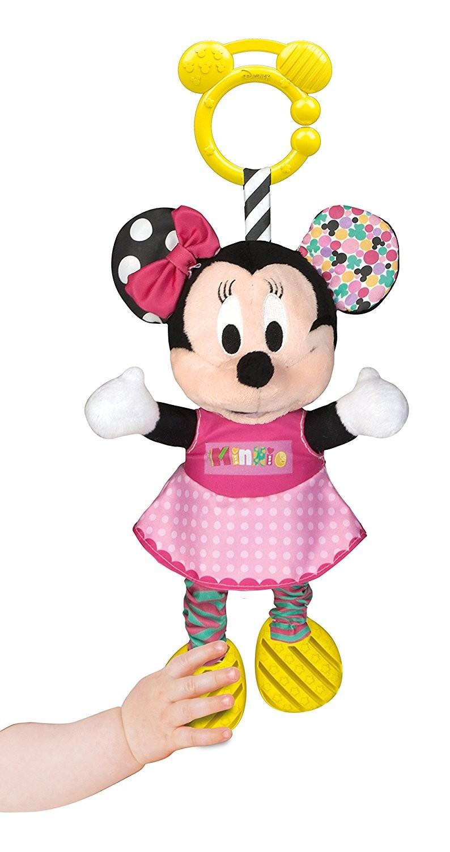 Clementoni Baby Minnie Peluche Premières Activités