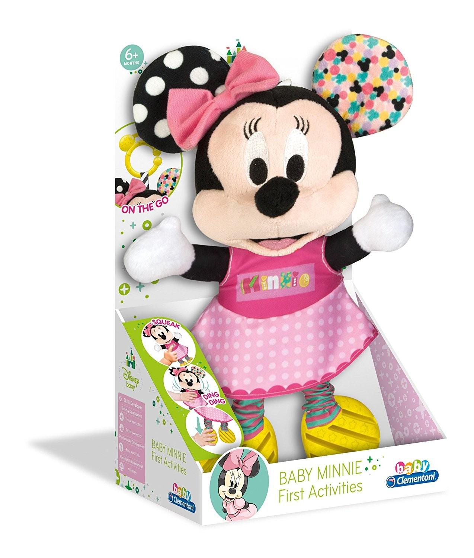 Baby Minnie Prime Attività Clementoni