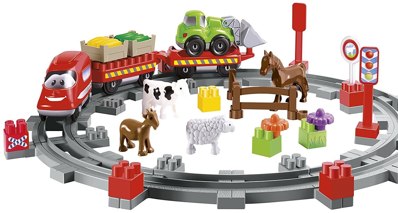 Set Costruzioni Treno Country