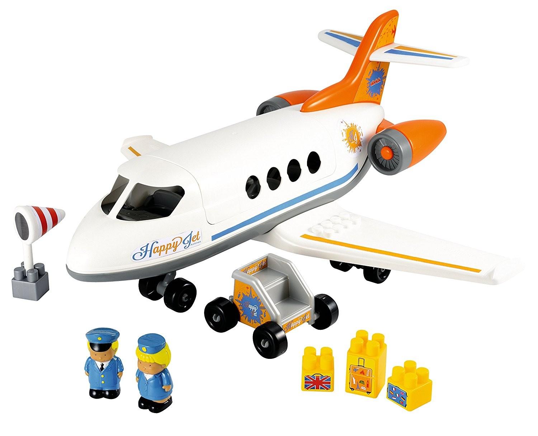 Bausteine-Set Flugzeug