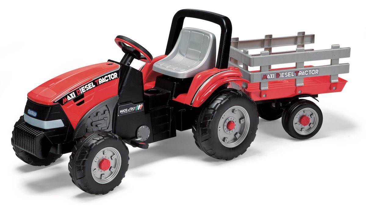 Tractor Maxi Diesel Peg Perego