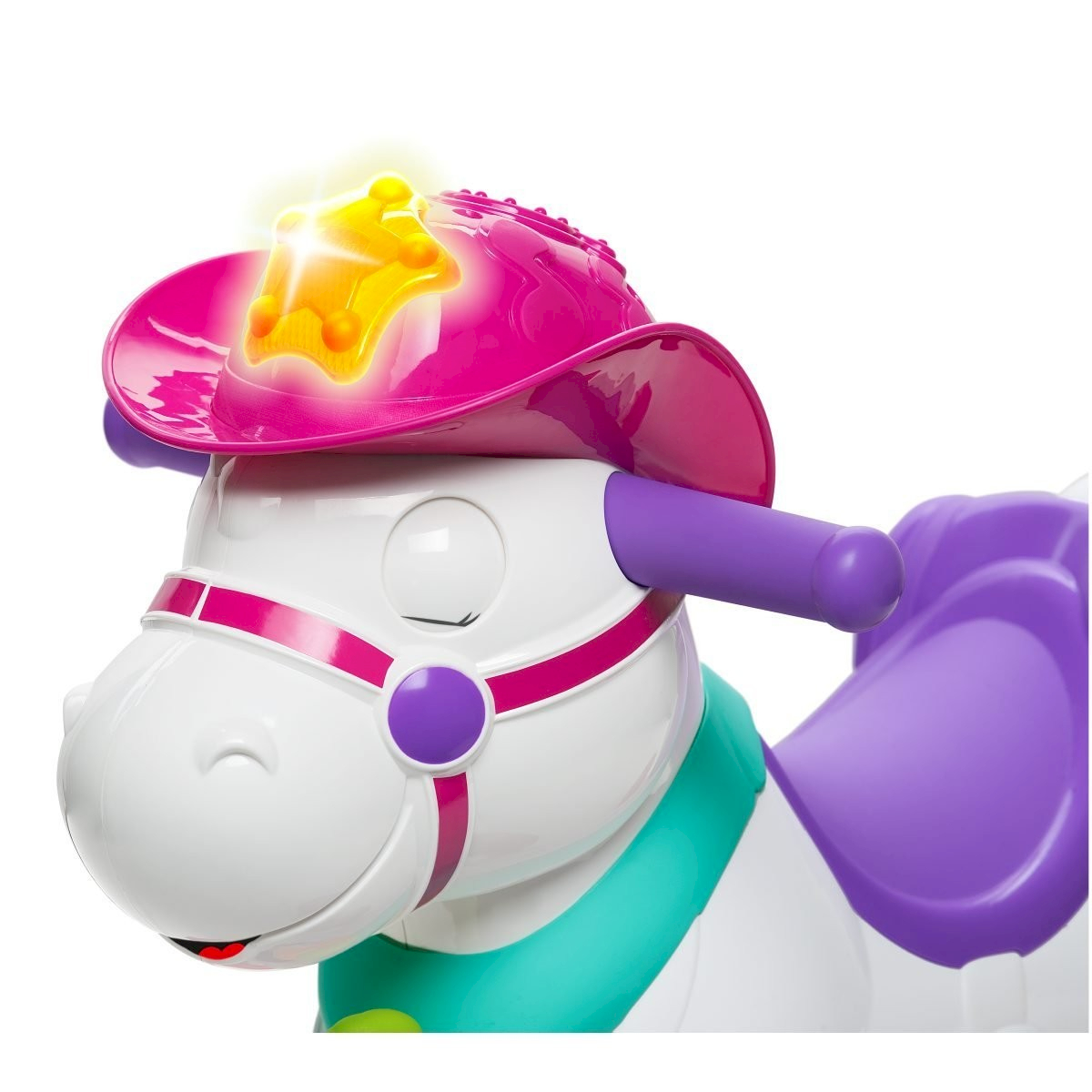 Chicco Rodeo Con Dondolo.Baby Rodeo Chicco In Versione Maschile E Miss Baby Rodeo