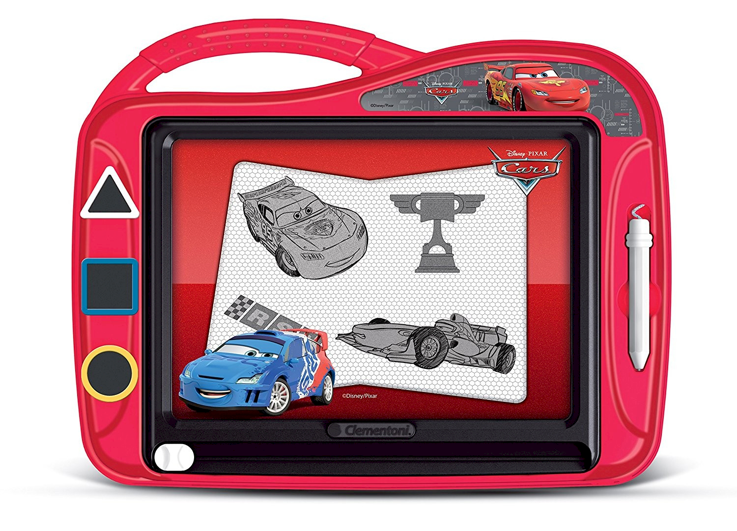 Tablette à dessins éducatifs Cars