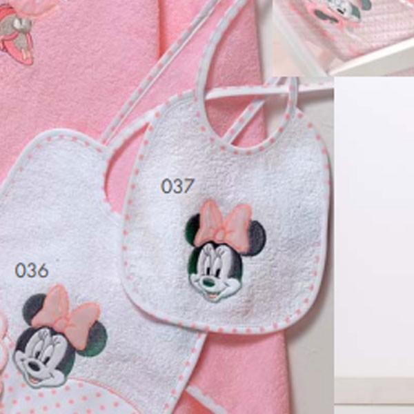 Bavaglino Disney Minnie