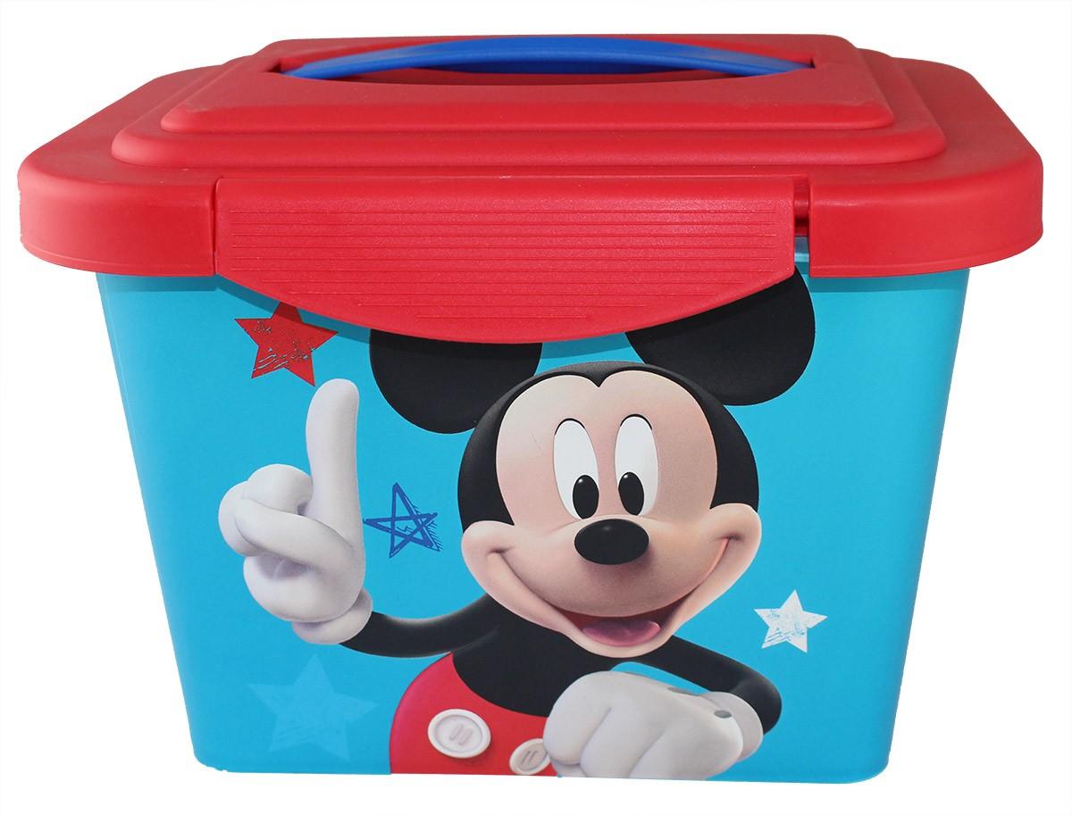 Box Merenda Disney Topolino