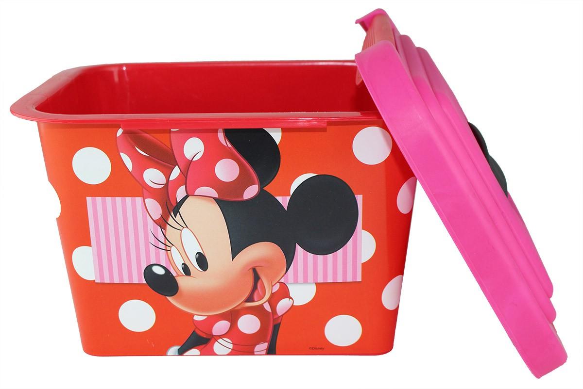 Box Merenda Disney Minnie
