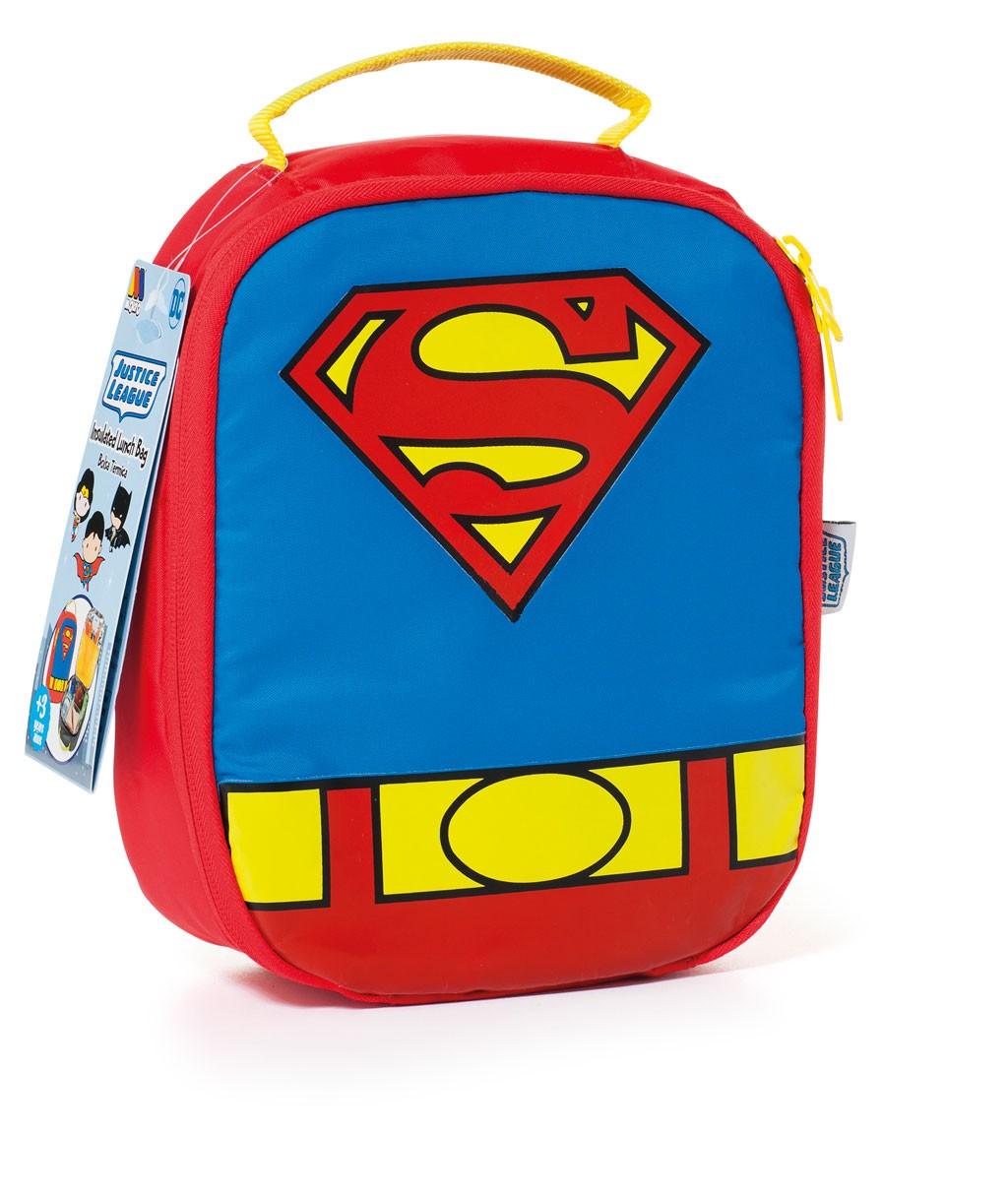 Bolsa de almuerzo Superman