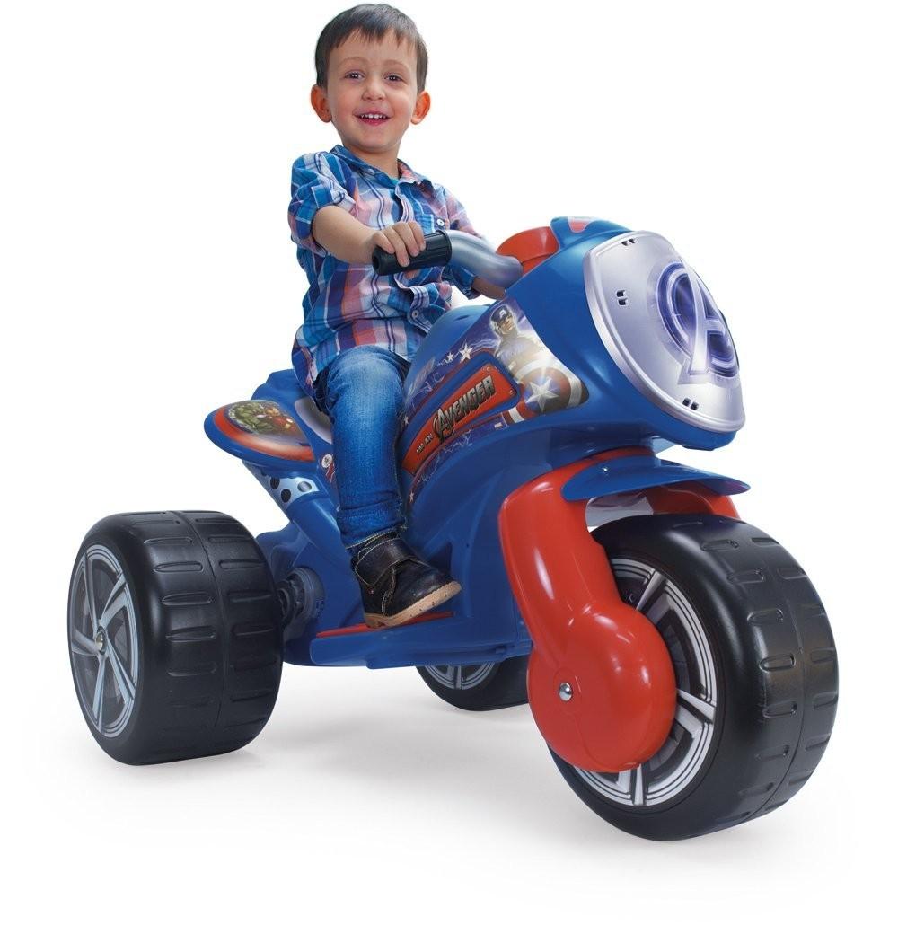 Elektrische Motorrad Avengers
