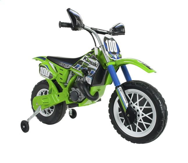 Injusa Moto Cros Kawasaki 6V