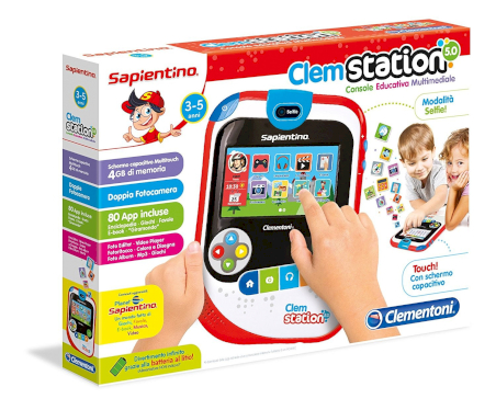 ClemStation 5.0 Clementoni
