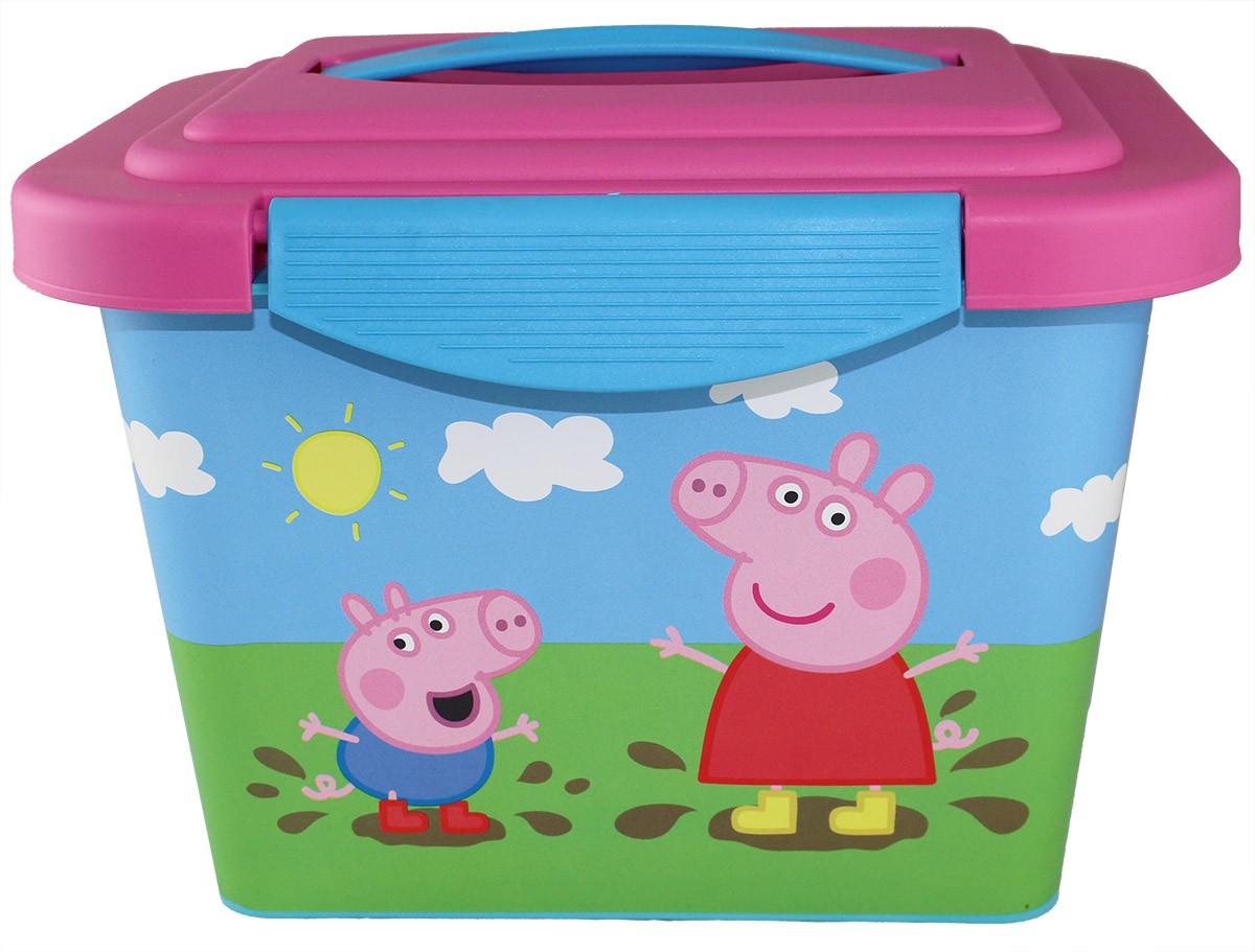Box Merenda Peppa Pig