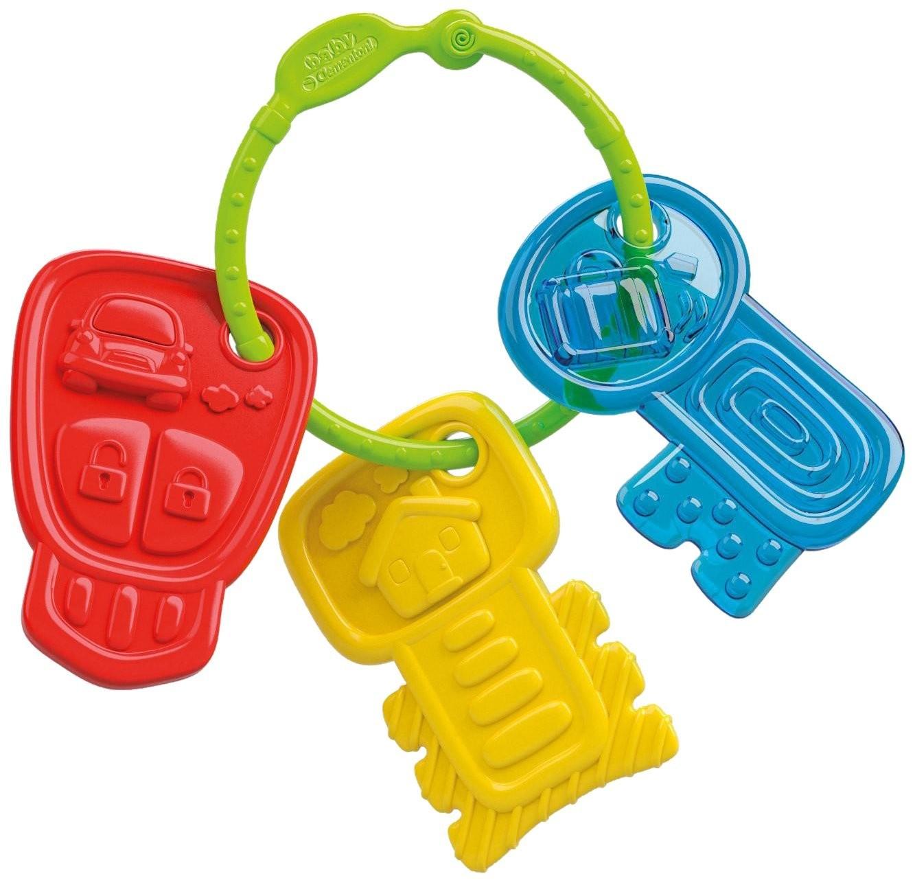 Clementoni Schlüssel für das Zahnen