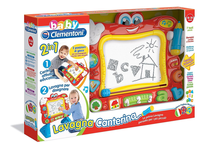 Lavagna Canterina Clementoni