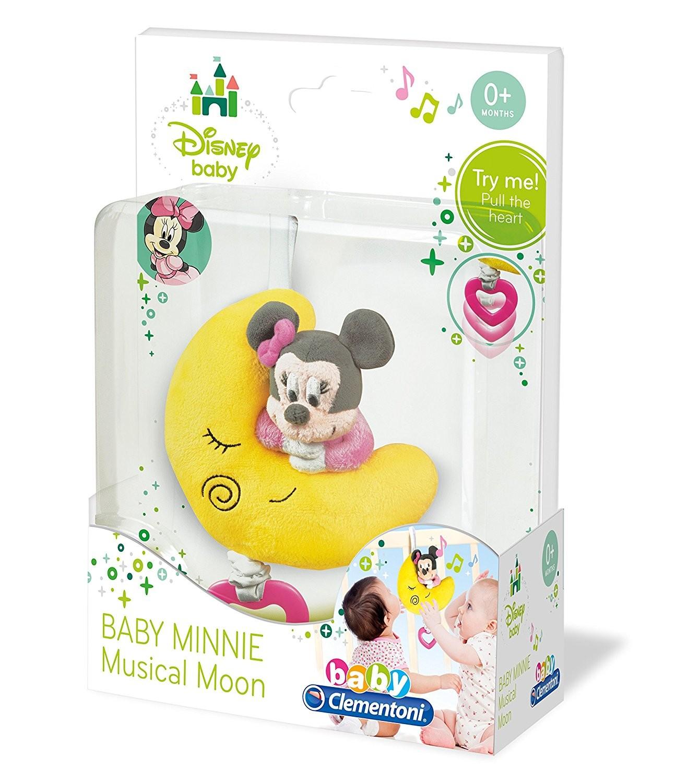 Clementoni Boîte à musique Minnie