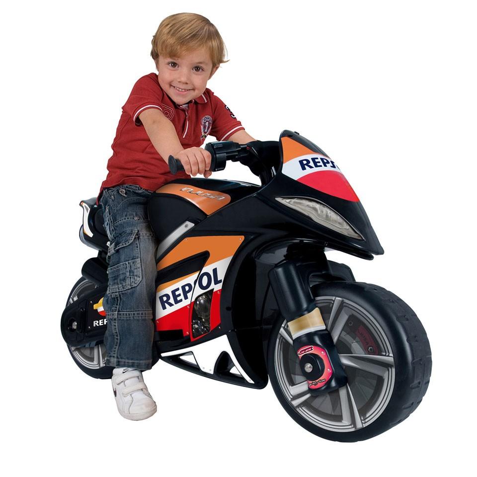 Injusa Moto Électrique Repsol