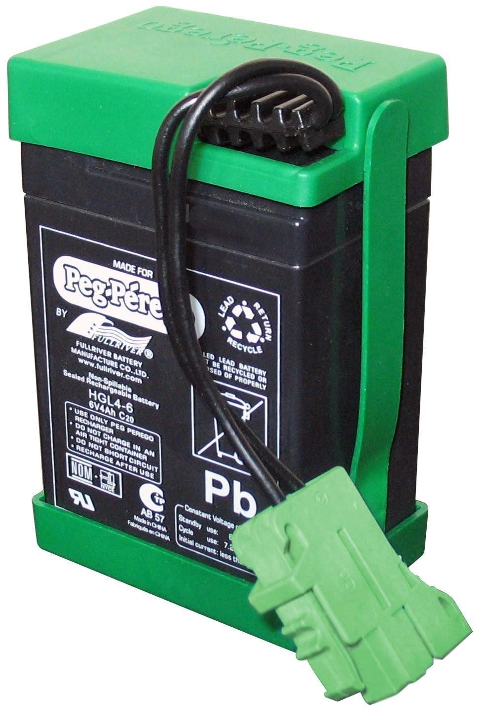Batteria Peg Perego 6V