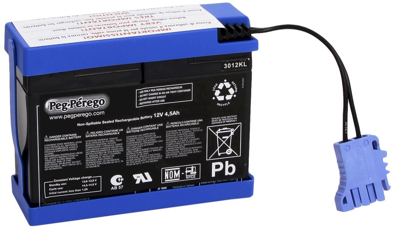 Batteria Peg Perego 12V