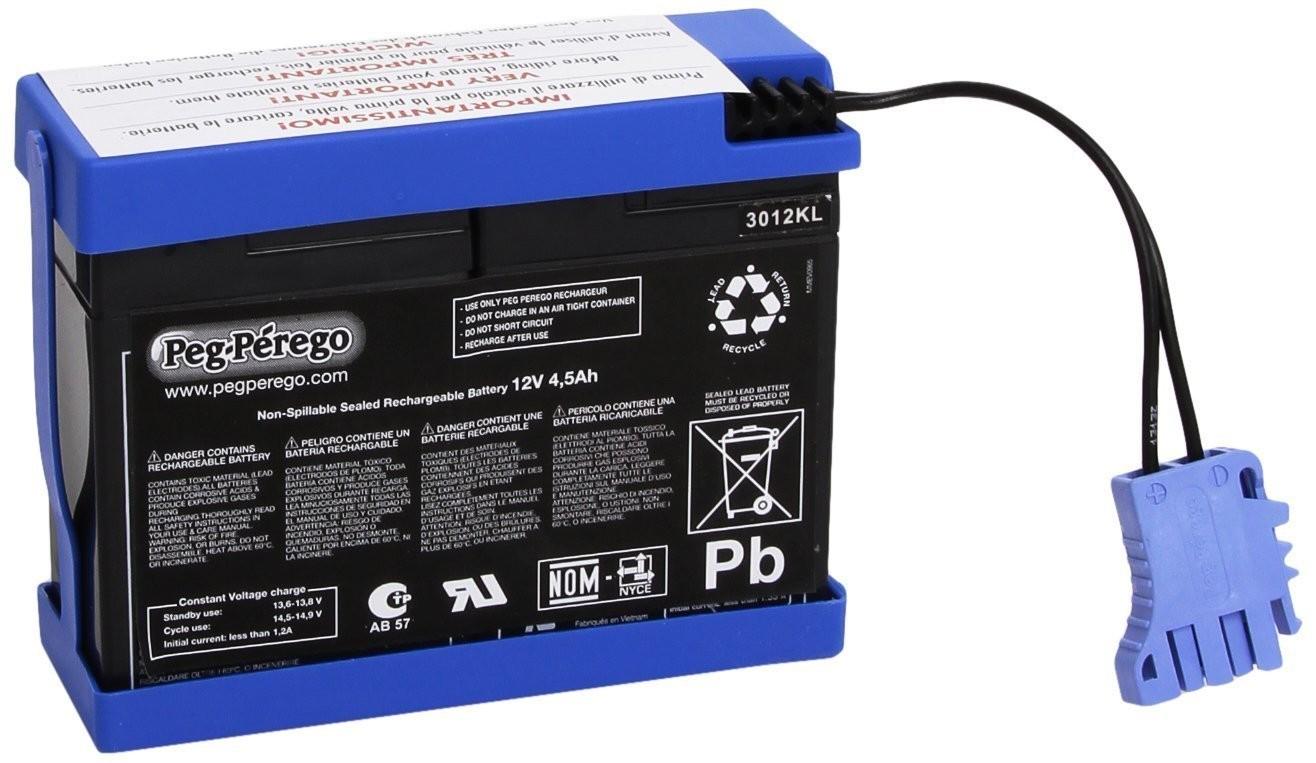Peg Perego Batterie 12V - 4,5 Ah
