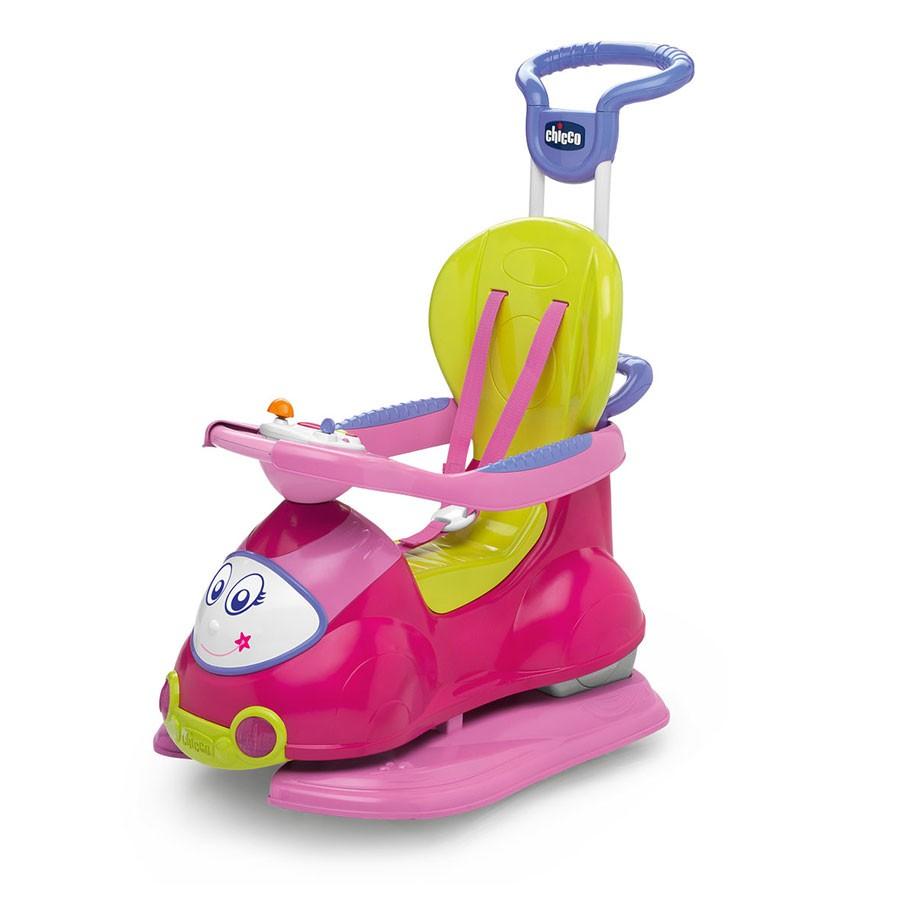 Chicco Fahrzeug 4 in 1 Rosa