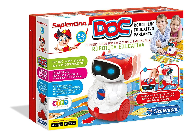 Doc - Robottino Educativo Parlante Clementoni