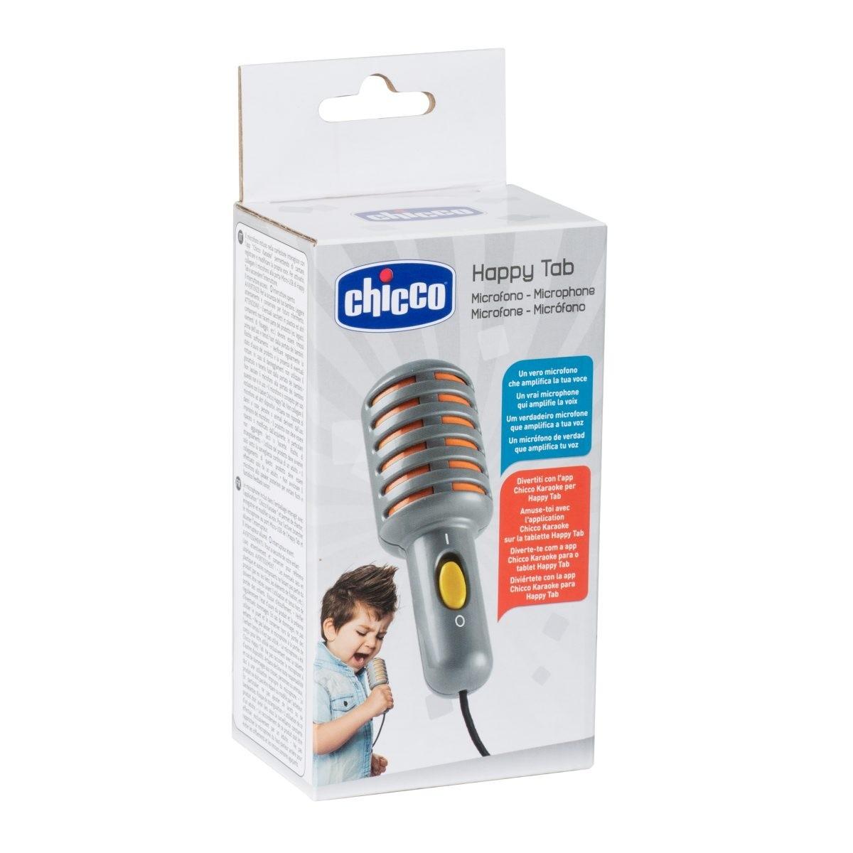 Microfono per Happy Tab Chicco
