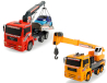 Dickie Toys Camion Grue